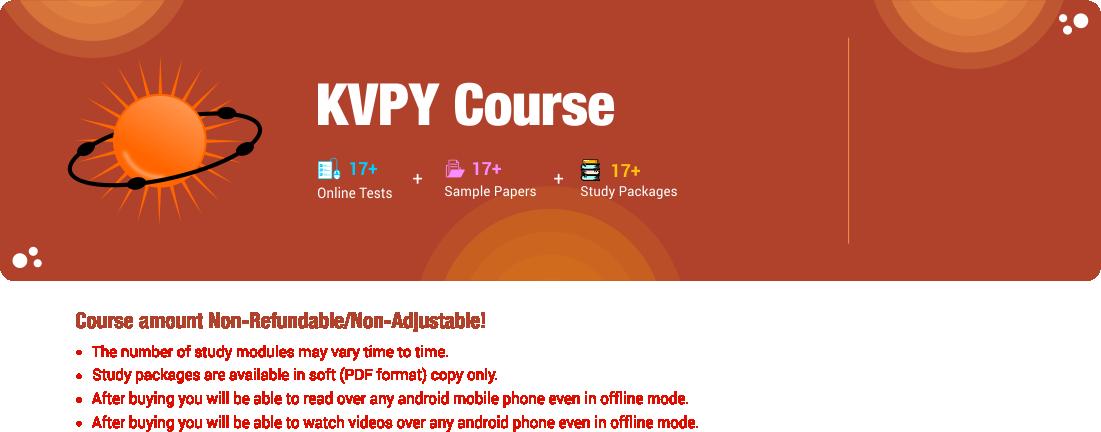 KVPY Course