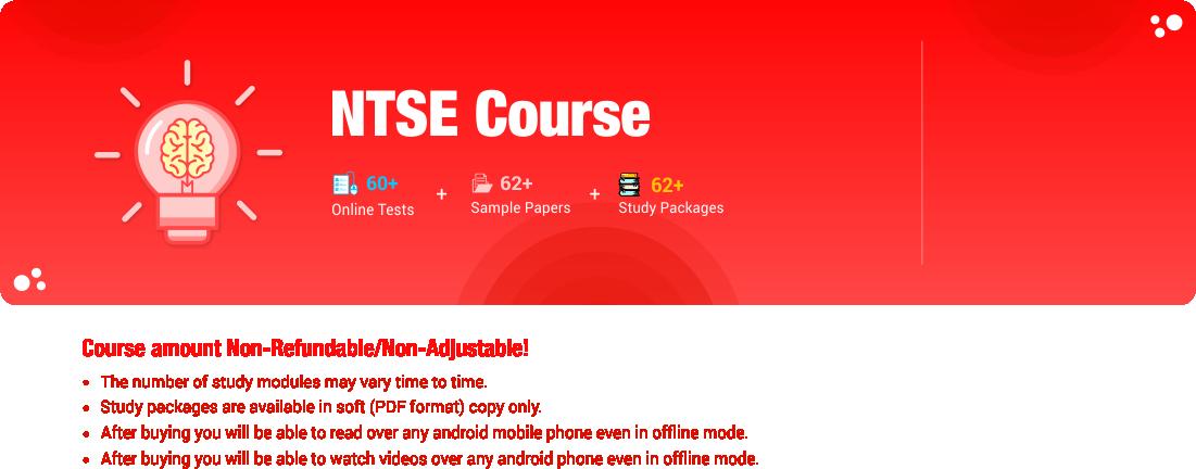 NTSE Course