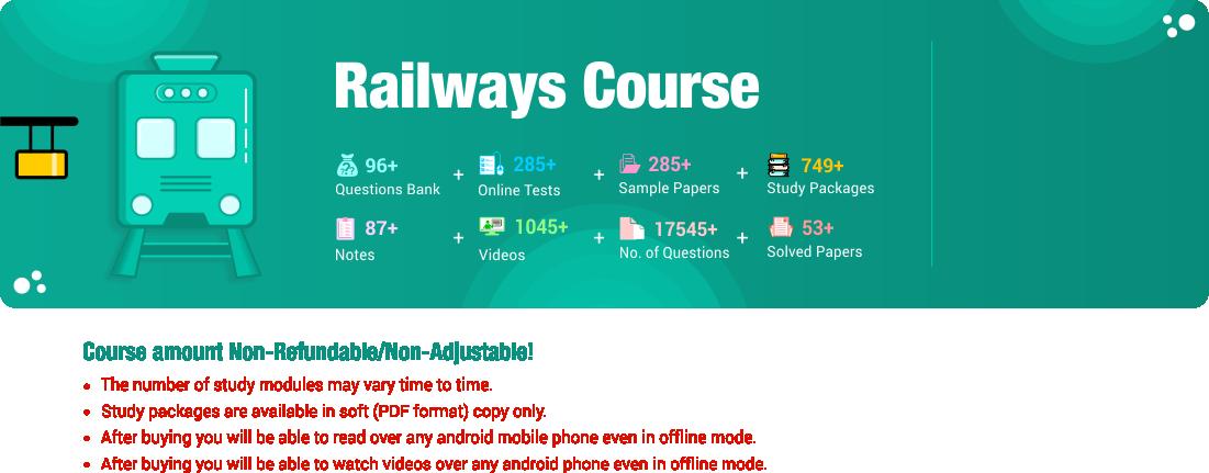 Railways Course